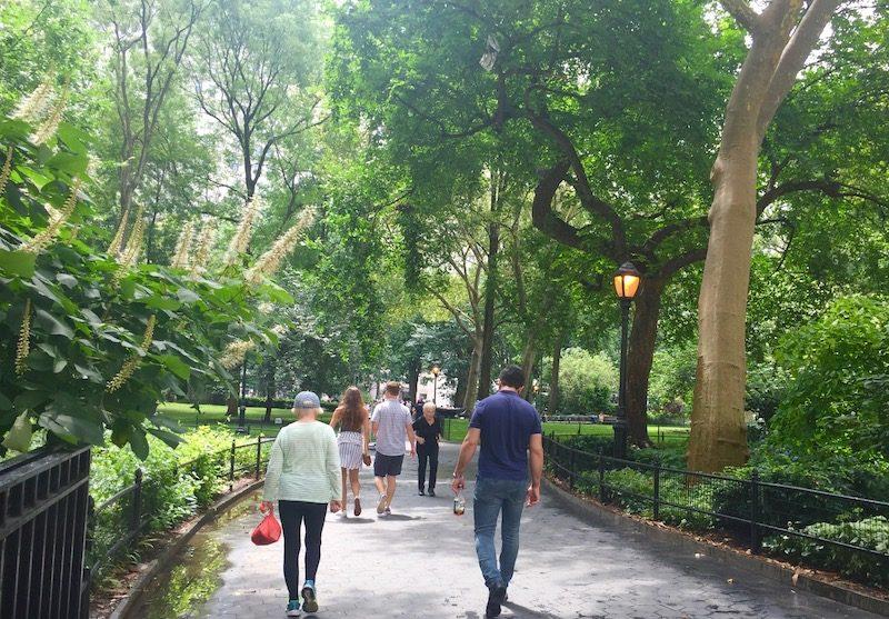 Madison Square Park, NYC