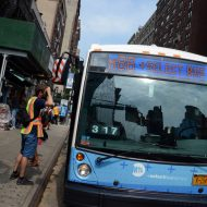 Select Bus Service in NYC