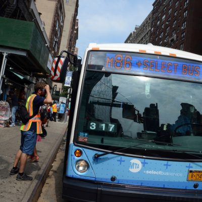 A Quick Guide to Using NYC's Select Bus Service