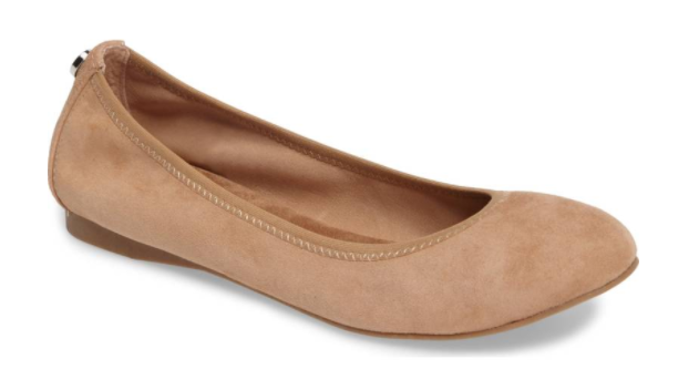 Flat shoes for fall