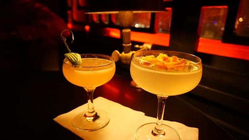 Best NYC cocktail bars