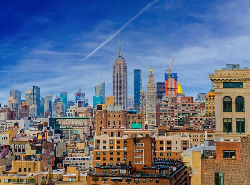 The Quot New Quot New York Skyline Tracy Kaler S New York Life