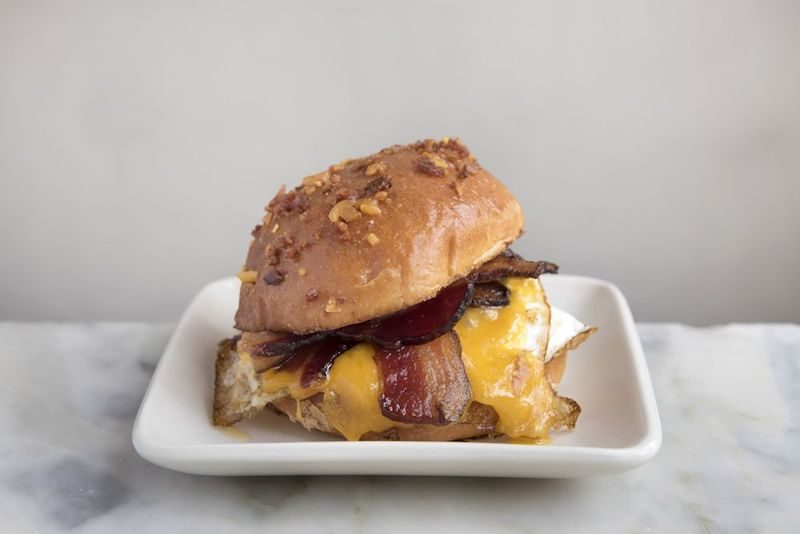 best breakfast sandwiches in NYC