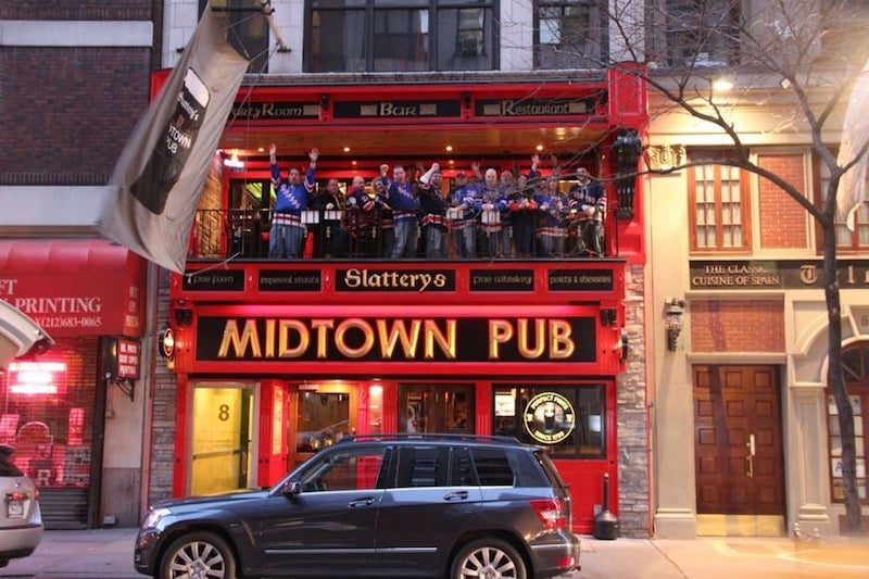 nyc bars for trivia night
