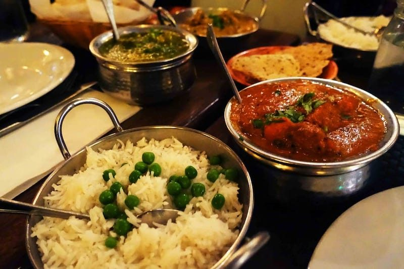 best restaurants in curry hill