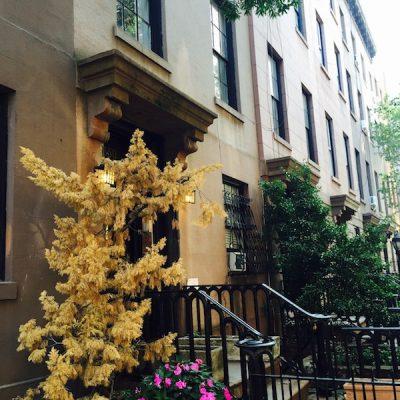 Favorite Streets: Walking on West 20th in Chelsea