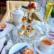 afternoon tea at baccarat hotel