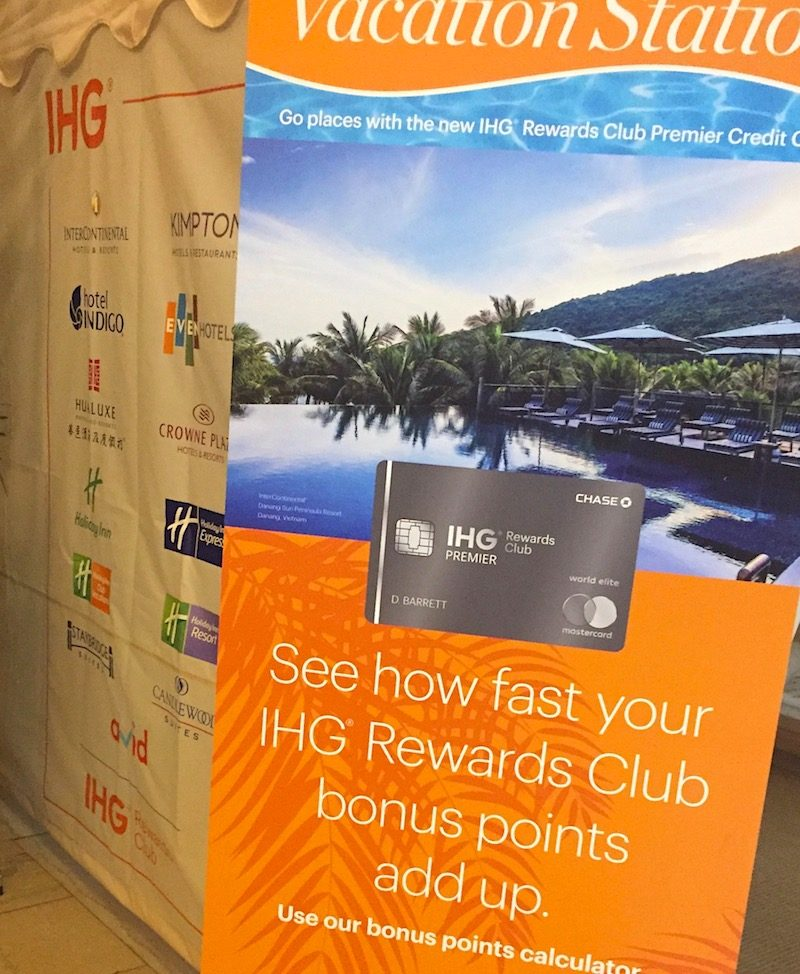 IHG Rewards Cards