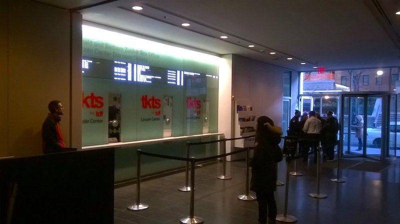 TKTS Lincoln Center