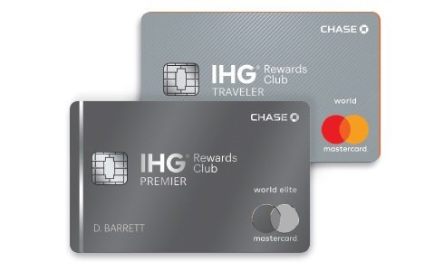 IHG Rewards Credit Cards