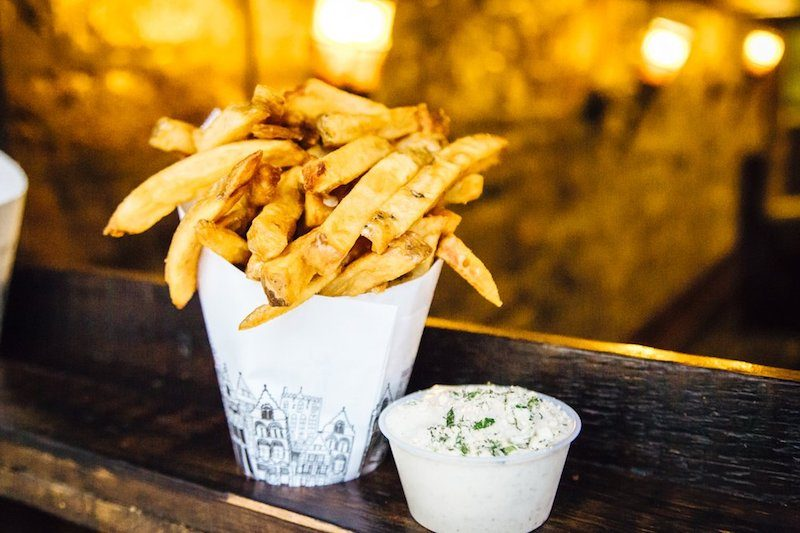 best fried food in nyc
