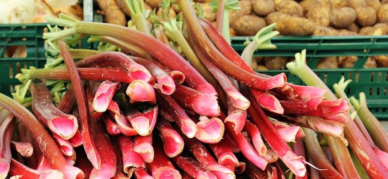 Seasonal produce in New York