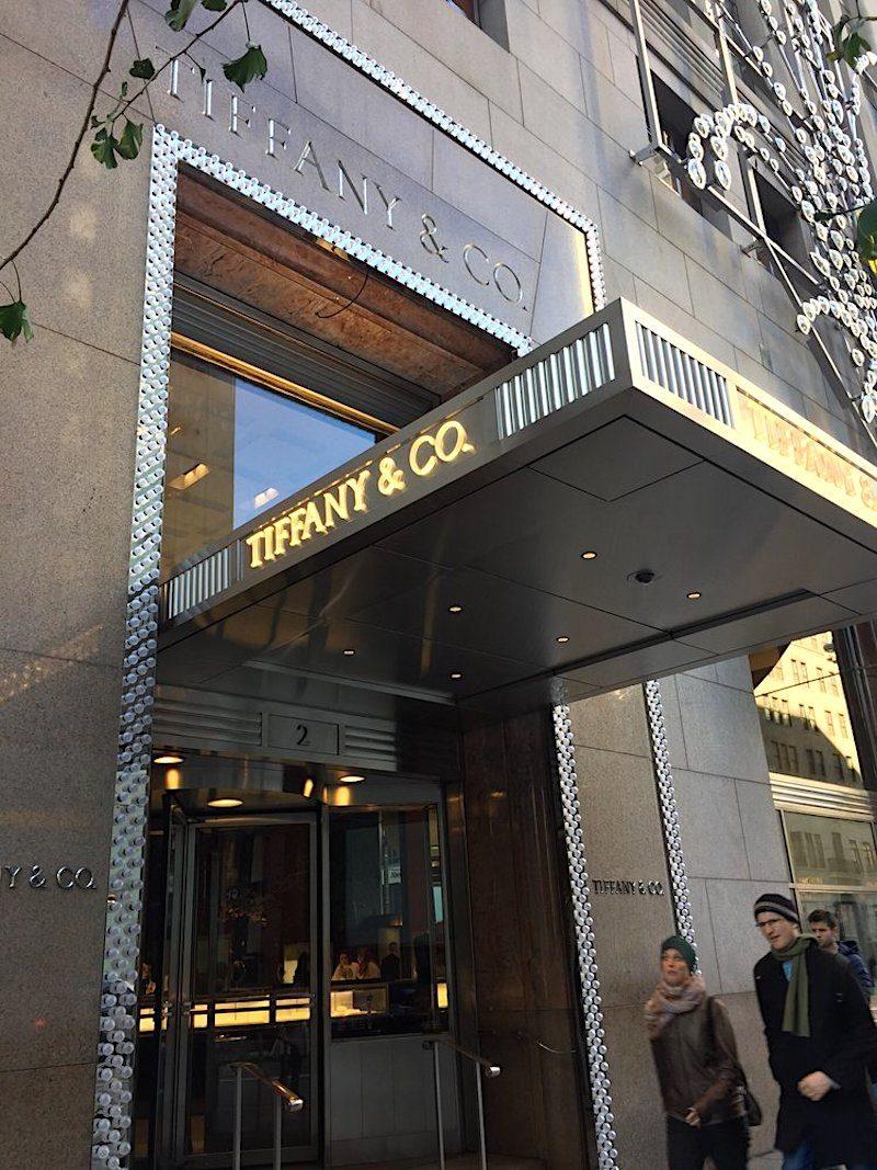 History of Tiffany & Co.