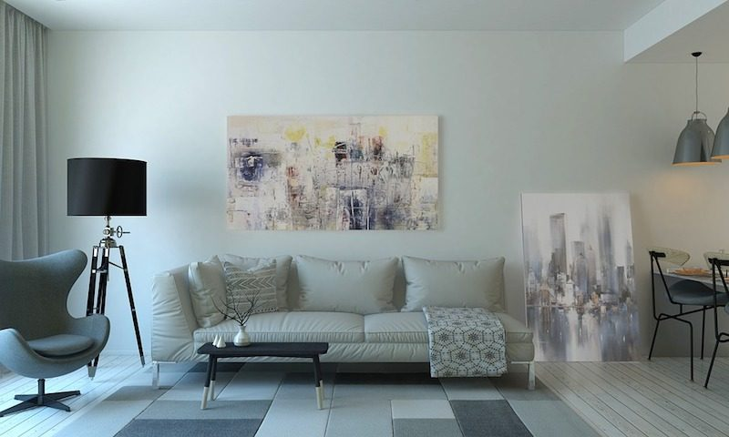 6 Wall Art Ideas For A Stylish New York Apartment