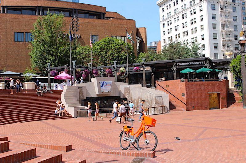Things to do in downtown Portland