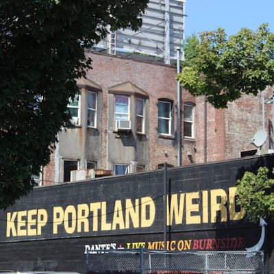 Escaping New York: Highlights from My Adventures in Portland, Oregon